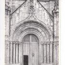 North Door Durham Cathedral Postcard. Mauritron 249835