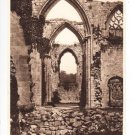 Bolton Abbey The Three Arches Postcard. Mauritron 249847