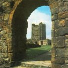Richmond Castle North Yorkshire Keep Postcard. Mauritron 249853