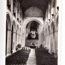 The Nave Ripon Cathedral 1971 Postcard. Mauritron 249867