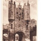 Micklegate Bar York Postcard. Mauritron 249869