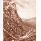 Honiston Crag and Pass Cumbria Postcard. Mauritron 249876