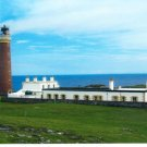 Lighthouse at Ness Isle of Lewis Modern Reprint Postcard. Mauritron 249884