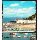 The Harbour Tenby Brother Thomas Garden Postcard. Mauritron 249903