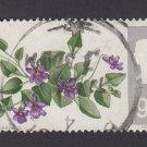 GB QE II Stamp 1967 Flowers 9d MFU SG721 Mauritron 78020