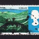 GB QE II Stamp 1966 Landscapes 6d MFU SG690 Mauritron 78057