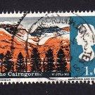 GB QE II Stamp 1966 Landscapes 1/6d MFU SG692 Mauritron 78059
