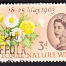 GB QE II Stamp 1963 Nature 3d MFU SG638 Mauritron 78065