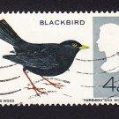 GB QE II Stamp 1966 Birds 4d MFU SG699 Mauritron 78070