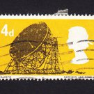 GB QE II Stamp 1966 Technology 4d MFU SG701 Mauritron 78082