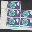GB QEII Stamp. 1967 Discovery 1/- BLK 5 UM SG753 Mauritron #78141
