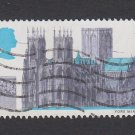 GB QEII Stamp. 1969 Cathedrals 5d MFU SG797 Mauritron #78215