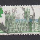 GB QEII Stamp. 1969 Cathedrals 5d MFU SG799 Mauritron #78216