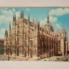 Postcard. Italy Milano Cathedral Milan Mauritron #78242