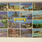 Postcard. Tenerife Canary Islands Multiview Mauritron #78247