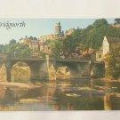 Postcard. Bridgnorth River Severn and Bridge Mauritron #78269
