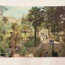 Postcard. Central Gardens Bournemouth Dorset Mauritron #78272