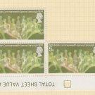 GB QEII Stamp. 1970 Games 5d BLK 5 UM SG832 Mauritron #78321