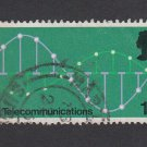 GB QEII Stamp. 1969 Post Office 1/- MFU SG810 Mauritron #78334