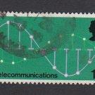 GB QEII Stamp. 1969 Post Office 1s MFU SG810 Mauritron #78336