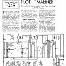 Pilot Mariner Low Voltage AC DC Schematics Circuits Service
