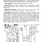 Pilot PR260 Schematics Circuits Service Sheets  for download.