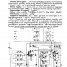 Pilot T854 Schematics Circuits Service Sheets  for download.