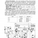 Pilot T85M Schematics Circuits Service Sheets  for download.