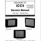 Ferguson 51L5B  Colour Television Service Manual download.