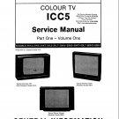 Ferguson 59P7A  Colour Television Service Manual download.