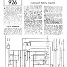 Mullard Mbs147 Wireless Service Sheets PDF download.
