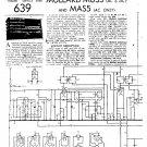 Mullard Mus5 Wireless Service Sheets PDF download.