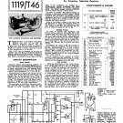 Mullard Projection Tv Eht Unit Service Sheets PDF download.