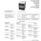 Sony HCDGRX90AV Music System Service Manual PDF download.