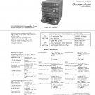 Sony HCDV8900 Music System Service Manual Schematics PDF download.