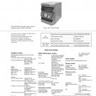 Sony HCDVX8 Music System Service Manual Schematics PDF download.