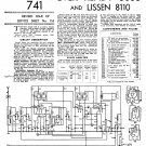 Ever Ready 5008. Vintage Wireless Service Sheets PDF download.