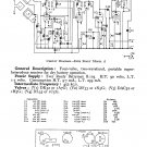 Ever Ready A. Vintage Wireless Service Sheets PDF download.
