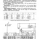 Ever Ready L26. Vintage Wireless Service Sheets PDF download.