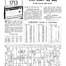 Ever Ready Sky Baby. Vintage Wireless Service Sheets PDF download.