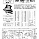 Ever Ready Sky Tourer. Vintage Wireless Service Sheets PDF download.