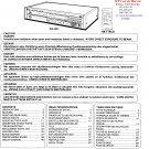 Hitachi  DA007 Music System Service Manual PDF download.