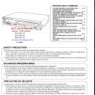 Hitachi  FT007 Music System Service Manual PDF download.