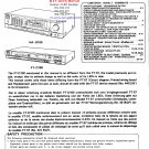 Hitachi  HAD100 Music System Service Manual PDF download.
