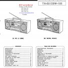 Hitachi  MSW600 Music System Service Manual PDF download.
