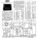 Ferguson 209L Vintage Audio Service Schematics PDF download.