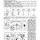 Ferguson 238A Vintage Audio Service Schematics PDF download.