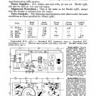 Ferguson 288RG Vintage Audio Service Schematics PDF download.