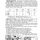 Ferguson 342BU Vintage Audio Service Schematics PDF download.