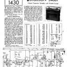 Ferguson 348BT Vintage Audio Service Schematics PDF download.